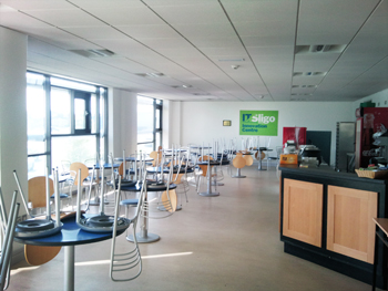 The-Hub- cafe in Innovation Centre