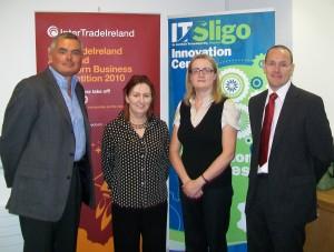InterTrade Ireland Seedcorn Competition Workshop