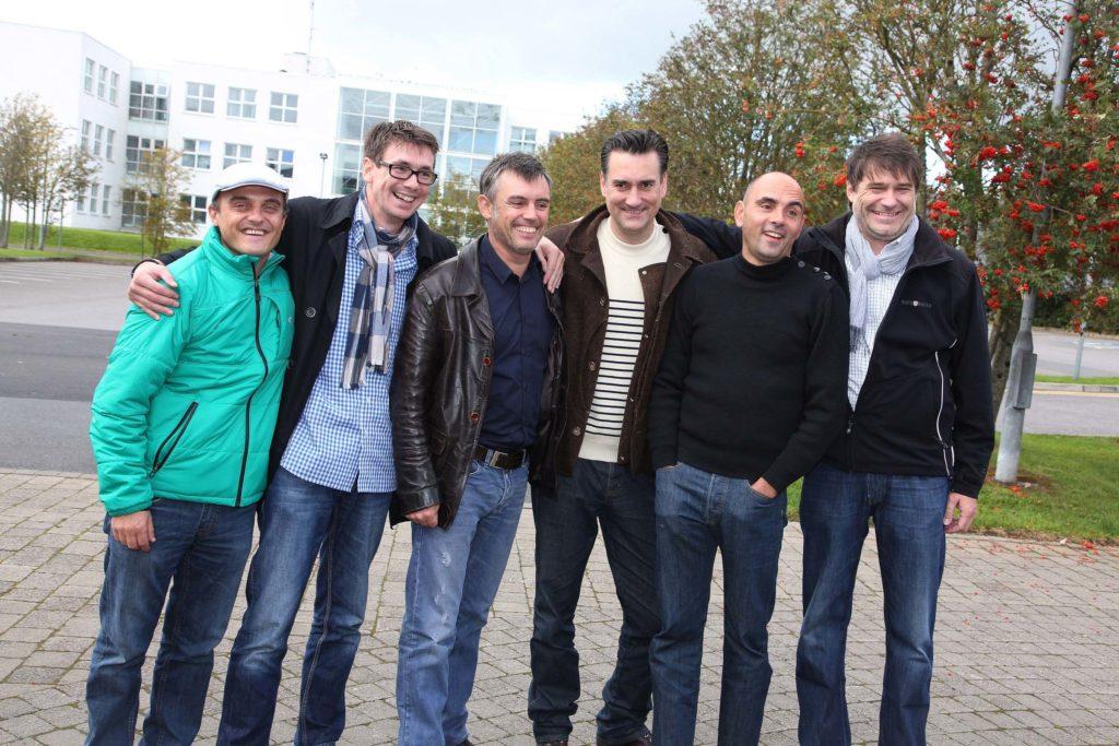 IT Sligo Erasmus studentss