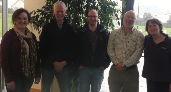 EPA IAS project team