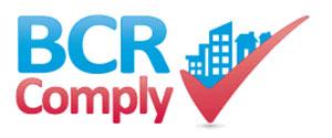 BCR comply logo
