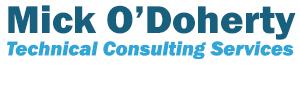 mick o'doherty consulting logo