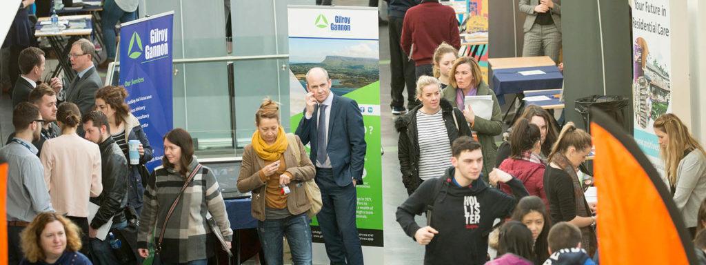 IT Sligo Careers Fair Promo