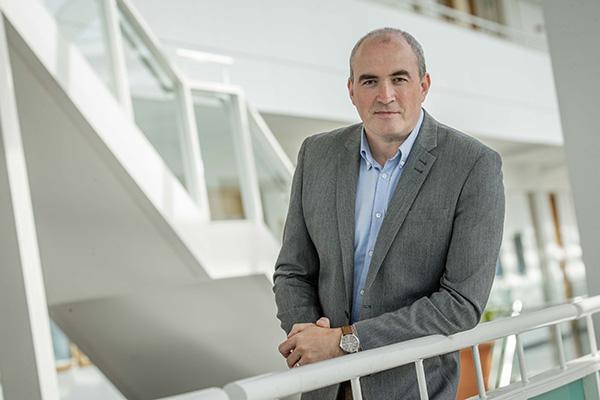 Aidan Haughey, IT Sligo Communications Manager