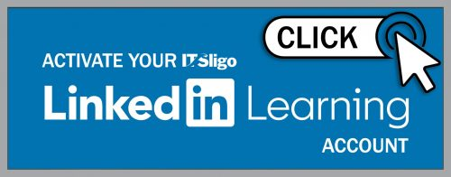 Click here to Activate your Unique LinkedIn Learning Account