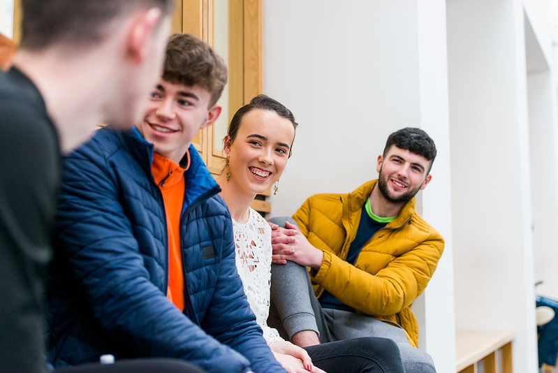 IT Sligo College students
