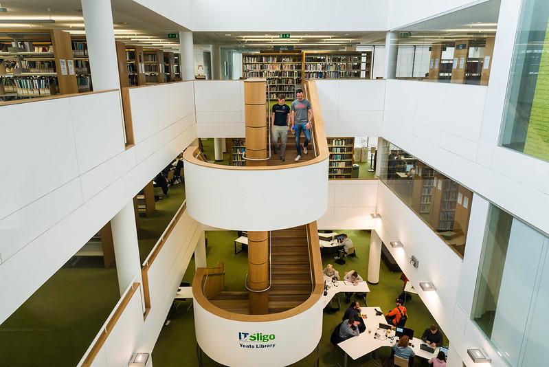 IT Sligo Yeats Library