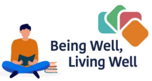 Being Well Living Well Image