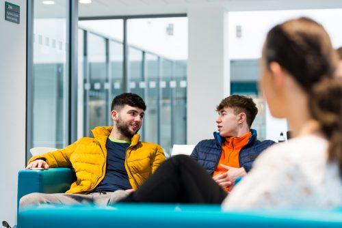 IT Sligo Campus and Students