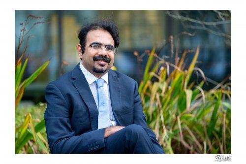Prof. Suresh Pillai