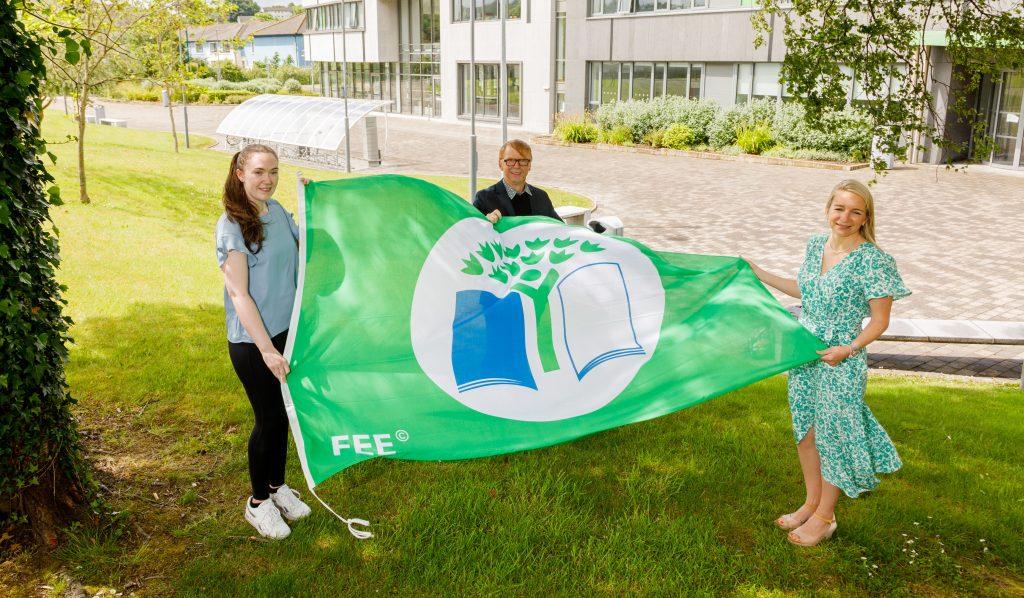 IT Sligo's Green Flag Ceremony 2021