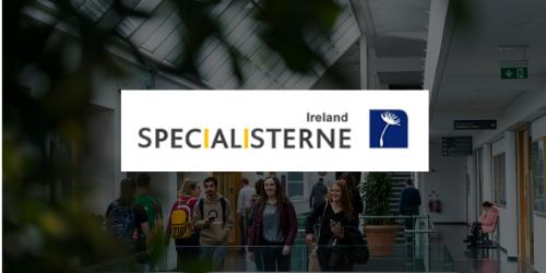 Specialisterne lreland Logo