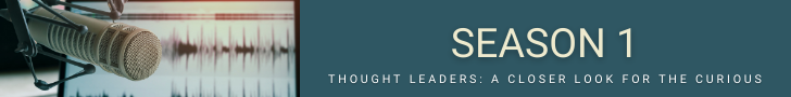 Thought Leaders A closer look for the curious banner 1