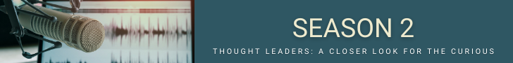 Thought Leaders A closer look for the curious banner 2