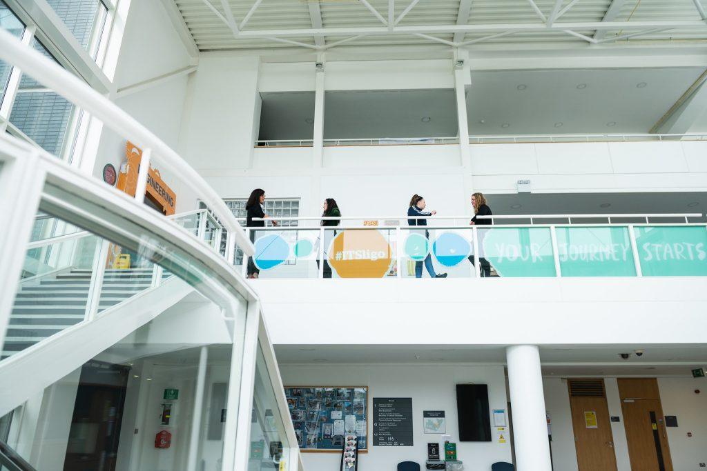 Institute of Technology Sligo Interior