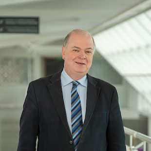 Vice President of Research, Innovation and Engagement, Chris O'Malley