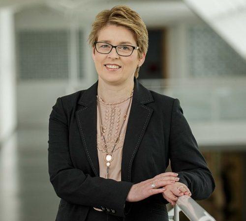 Professor Jacqueline McCormack,VP Online Development