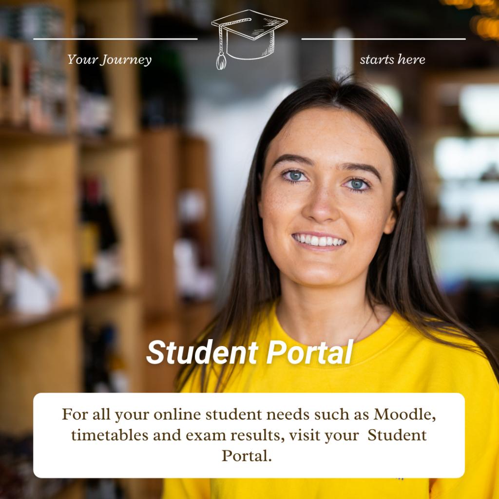 Student Hub, Student Portal