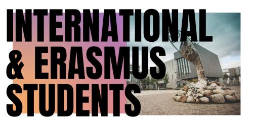 Coronavirus - international erasmus and students
