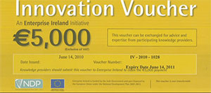 Innovation voucher