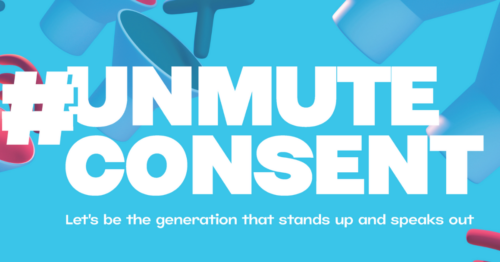 Unmute consent campaign