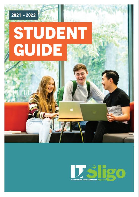 IT Sligo Student Guide 2021 -2022