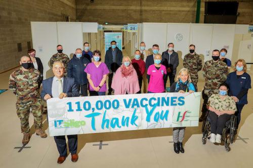 Vaccination Centre Moves