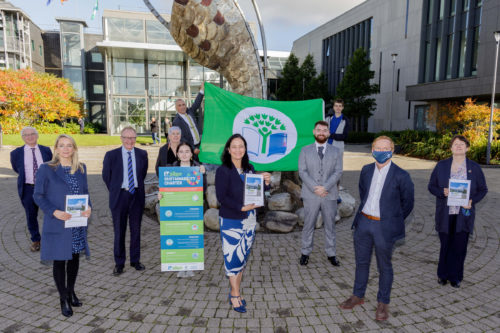 Green Campus, Sustainability Charter and Strategy launched