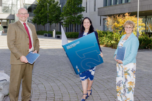 Minister Launches Creative Showcase Booklet
