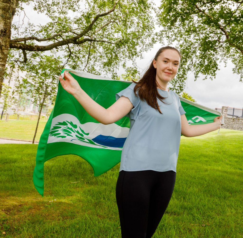 IT Sligo Green Flag